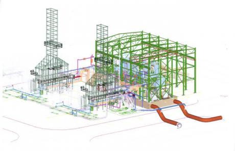 Natural Gas Power Plant – Ashkelon Desalination Plant