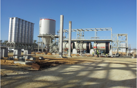 Negev ceramic – New Ceramic tiles plant