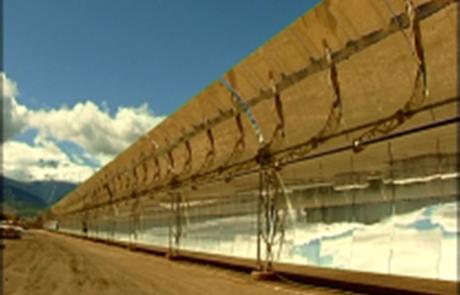 Thermo-Solar fields