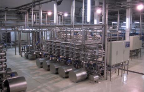 Tnuva- Whey Processing Plant