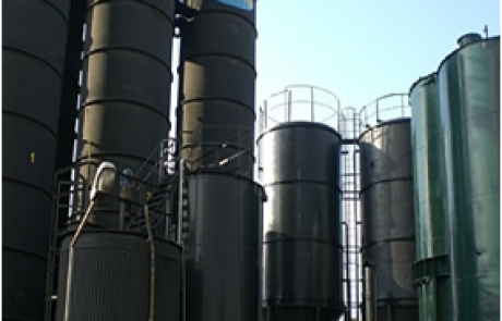 ECO oil- Industrial wastewater treatment plant